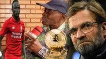 Sadio Mané zapé de la liste du balon d'or par son coach Klop : Ablaye diaw réagit