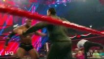 WWE Rusev Attacks Lana & Bobby Lashley _ Nov. 25, 2019