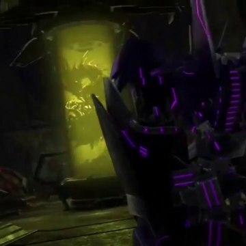 Transformers Prime Season 3 Episode  2 TE SHPERNDARE Albanian(Shqip)