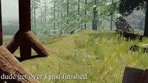 Ce mec trahit ses amis d'une manière très amusante dans le jeu The Forest.