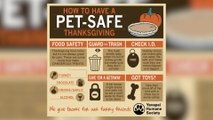 Yavapai Humane Society and Thanksgiving Pet Safety
