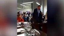Desalojadas por gritar a Ortega Smith en un pleno