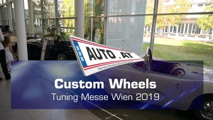 Custom Wheels 2019