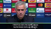 Watch Spurs documentary to find out half-time team-talk - Mourinho