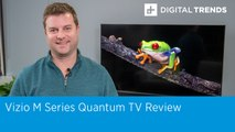 Vizio M Series Quantum 4K HDR TV Review (M8) | Solid, with a catch