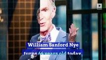 Happy Birthday, Bill Nye!