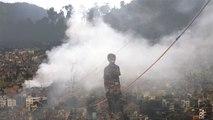 Kathmandu: Eine der dreckigsten Städte der Welt