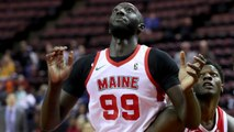 Celtics Two-Way Player Tacko Fall Discusses His Journey To The NBA