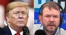 Doctor tells James O'Brien what could happen in a US NHS trade deal
