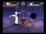 Bleach Blade Battlers 2nd,  requested  Orihime vs. Ulquiorra