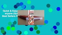 Quick & Easy Japanese Cuisine for Everyone (Quick & Easy Cookbooks)  Best Sellers Rank : #1