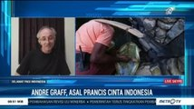 Kisah WN Prancis yang Jatuh Cinta pada Indonesia (2)