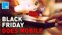 Black Friday sees increase in online sales