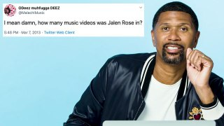 Jalen Rose Goes Undercover on Reddit, YouTube and Twitter