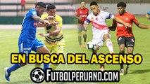CUADRANGULAR FINAL: CLASIFICADOS AL ÚLTIMO TORNEO DE ASCENSO