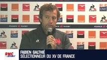 Rugby : Galthié explique la gestion du cas Dupont
