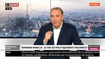 "Bernard Mabille se lâche dans ""Morandini Live"" sur CNews - VIDEO"