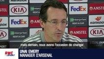 Arsenal : En grande difficulté, Emery envoie un message fort aux supporters