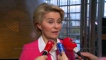Ursula von der Leyen fixe les priorités de la nouvelle Commission européenne