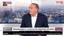 """Morandini Live : Bernard Mabille """"politiquement incorrect"""", il s'explique (vidéo)"""