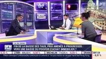 Jean-Marc Torrllion (FNAIM) : Vers une baisse du pouvoir d'achat immbolier ? - 28/11