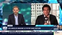 Hugo Amasio (L'Atelier BNP Paribas) : Los Angeles imagine le futur sans voiture - 27/11