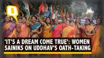 'Had Been Waiting for This Day for 20 Years': Sena's Women Party Workers