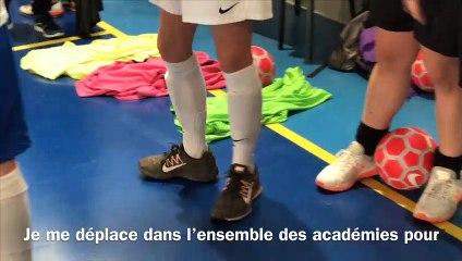 Visite du délégué ministériel aux Jeux olympiques et paralympiques 2024 Thierry Terret
