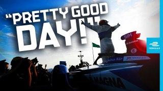Formula E Drivers Reflect On Two Incredible Races | 2019 SAUDIA Diriyah E-Prix