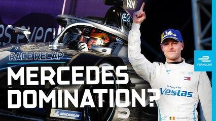 Are Mercedes-Benz About To Dominate Formula E?   Race Recap   2019 SAUDIA Diriyah E-Prix