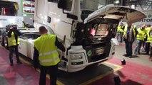 Inbev: un camion électrique pour livrer la bière aux cafés