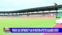 PHISGOC has contigency plan on weather-affected SEA Games events