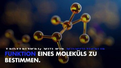Die wichtigsten Funktionen in der organischen Chemie