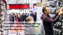 Carrefour et Fnac Darty continuent de poursuivre le déploiement de shop-in-shop