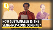 Uddhav Becomes Maha CM But Will the Shiv Sena-NCP-Congress Alliance Last?