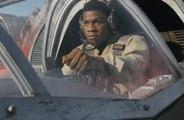 John Boyega confesses he left Star Wars script under his bed
