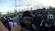 Cycling - Peter Sagan in Colombia for the Sagan Fondo