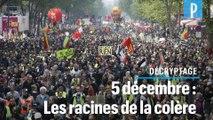Grève du 5 décembre : pourquoi le mouvement s'étend autant ?