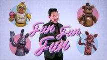Five Nights at Freddy's AR - Trailer de lancement