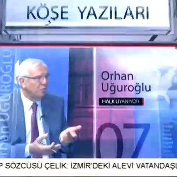 Orhan Uğuroğlu ile Halk Uyanıyor Konuk: Abdüllatif Şener 28 Kasım 2010