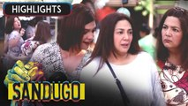 Joan, inawat ang away nila Cordelia at Lulu | Sandugo