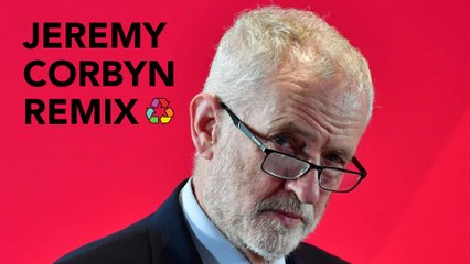 Jeremy Corbyn Remix