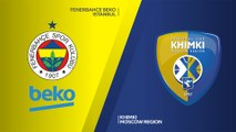Fenerbahce Beko Istanbul - Khimki Moscow Region Highlights | EuroLeague, RS Round 11