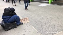 How major cities help the homeless during cold months