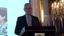 Prof. Dr. Gülnihal Gülmez, Palmes Académiques Şövalye Nişanı aldı