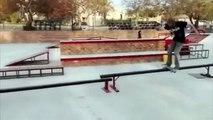 Skateboard : compilation des pires chutes !