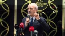AK Parti Genel Başkan Vekili Prof. Dr. Numan Kurtulmuş, Malatya'da STK'lar ile bir araya geldi