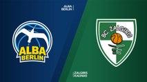 ALBA Berlin - Zalgiris Kaunas Highlights |  Turkish Airlines EuroLeague, RS Round 11