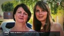 Belfort : la fille d'une femme décédée après cinq appels au Samu porte plainte