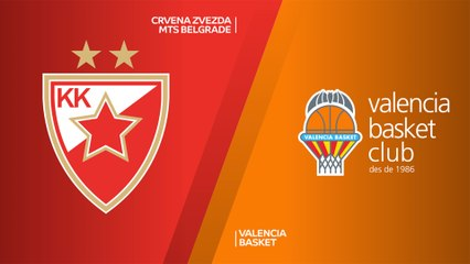 EuroLeague 2019-20 Highlights Regular Season Round 11 video: Zvezda 76-73 Valencia